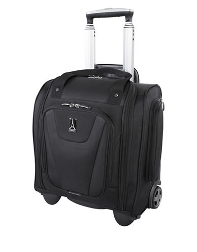 Travelpro Maxlite 4 Rolling Underseat Carry-On Luggage-BLACK-One Size