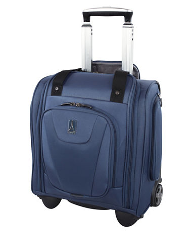 Travelpro Maxlite 4 Rolling Underseat Carry-On Luggage-BLUE-One Size
