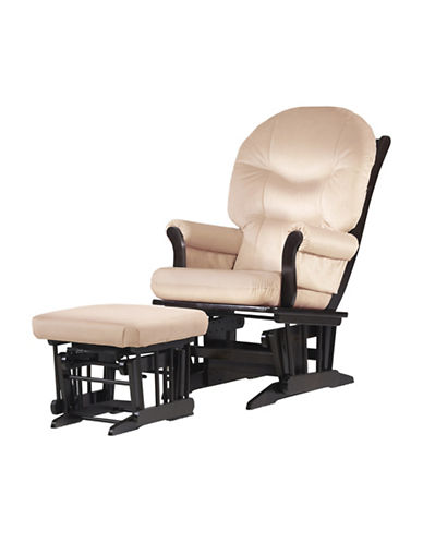 Dutailier Dutailier Sleigh Glider and Ottoman Combo