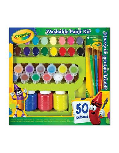 Crayola Complete Washable Paint Kit-MULTI-One Size