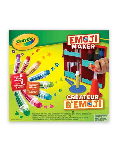 Crayola Emoji Maker Set-MULTI-One Size