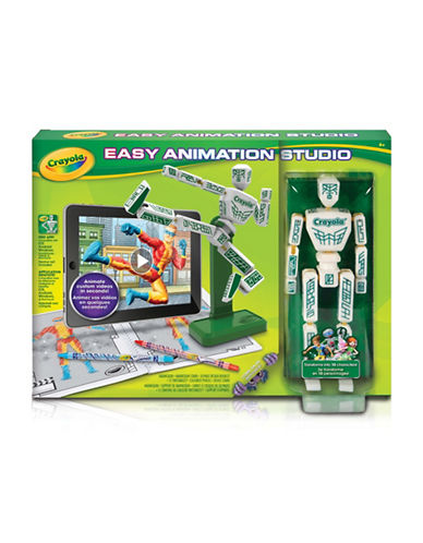 Crayola Easy Animation Studio-MULTI-One Size