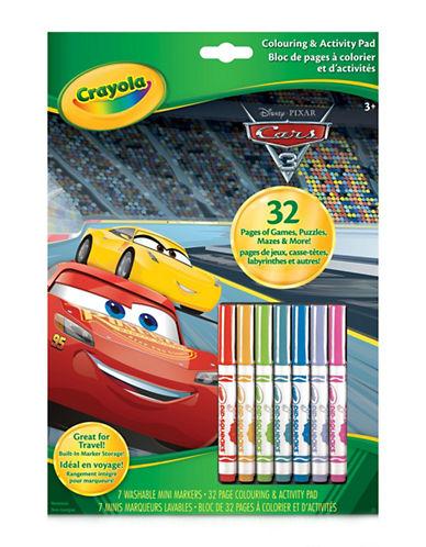 Crayola Sticker Design Studio-MULTI-One Size