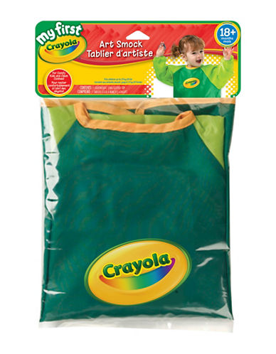 Crayola My First Art Smock-MULTI-One Size