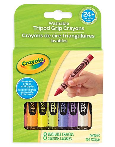 Crayola My First Triangular Crayons-MULTI-One Size