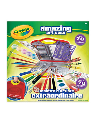 Crayola Amazing Art Case-MULTI-One Size