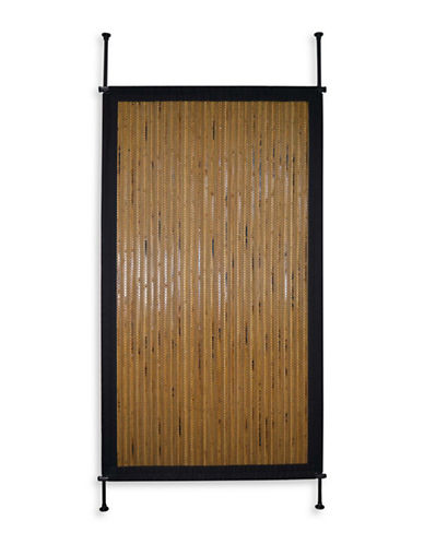 Versailles Home Fashions Bamboo Privacy Panel Room Divider-HONEY-One Size