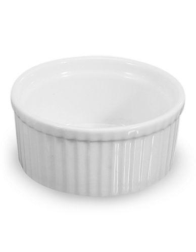 Bia Porcelain Ramekin-WHITE-4oz
