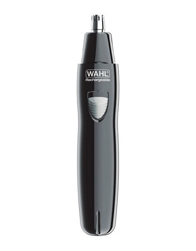 Wahl Rechargeable Ear, Nose and Brow Detailer-BLACK-One Size