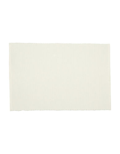 Now Designs Spectrum Placemat-IVORY-One Size