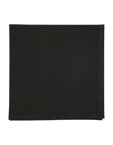 Now Designs Spectrum Napkin-BLACK-19 x 19