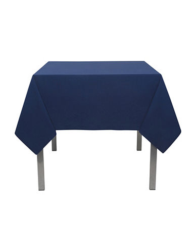 Now Designs Round Spectrum Tablecloth-INDIGO-60