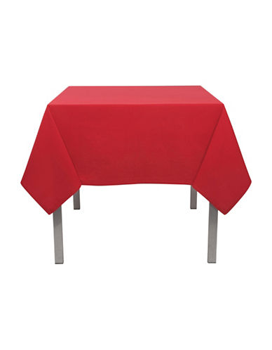 Now Designs Round Spectrum Tablecloth-CHILI-60