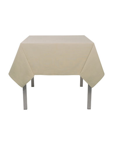 Now Designs Round Spectrum Tablecloth-TAUPE-60