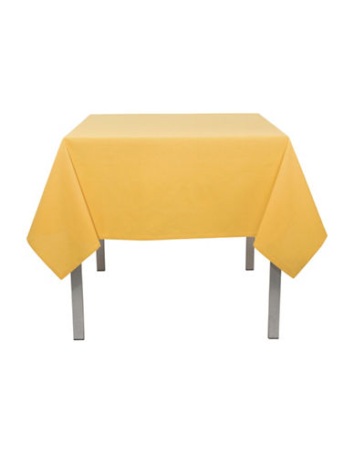 Now Designs Spectrum Table Cloth - 60 x 90-HONEY-One Size