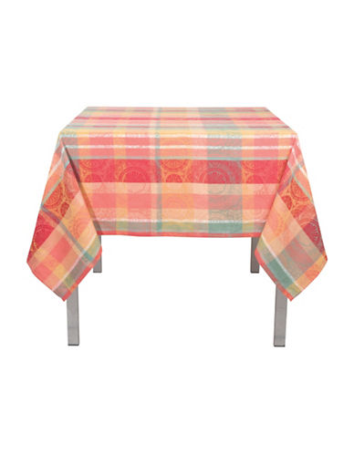 Now Designs Sun Bloom Jacquard Tablecloth-MULTI-One Size