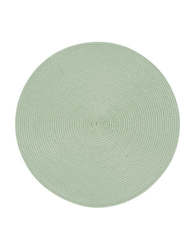 Now Designs Disko Placemat-ALOE-15in