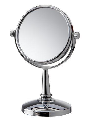 Upper Canada Soap And Candle Co Vanity 4x Magnifying Mirror-CHROME-One Size