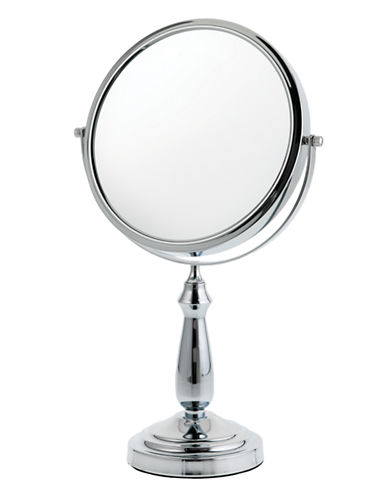 Upper Canada Soap And Candle Co Vanity 10x Magnifying Mirror-CHROME-One Size