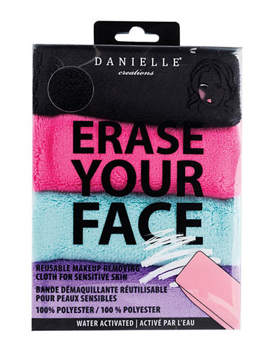 Upper Canada Soap And Candle Co Erase Your Face Four Pack-ASSORTED-One Size