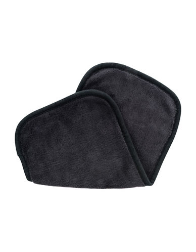 Upper Canada Soap And Candle Co Erase Your Face Reusable Make-Up Removing Cloth-BLACK-One Size