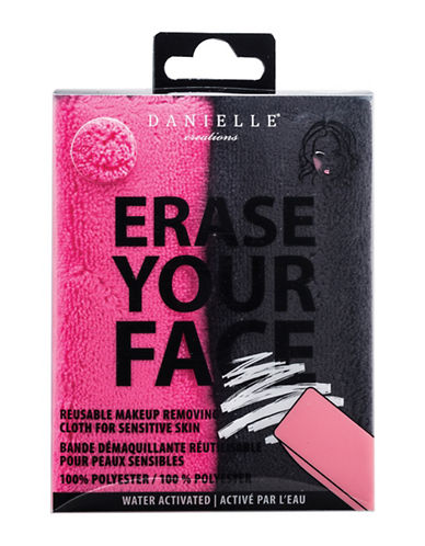 Upper Canada Soap And Candle Co Erase Your Face Reusable Make-Up Removing Cloth Set-ASSORTED-One Size