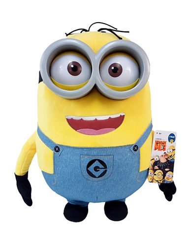 Despicable Me Despicable Me 3 Jumbo Talking Dave-NO COLOUR-One Size