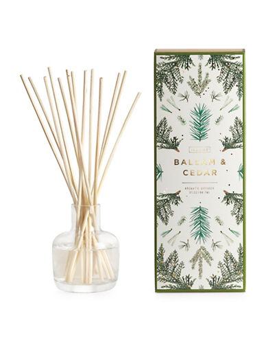 Illume Balsam And Cedar Diffuser-NO COLOUR-One Size