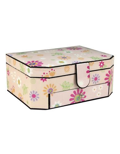 Gunther Mele Flower Jewellery Box-MULTI-One Size