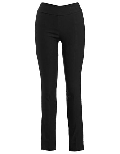 Edit By Jeanne Beker Mid-Rise Leggings-BLACK-X-Small