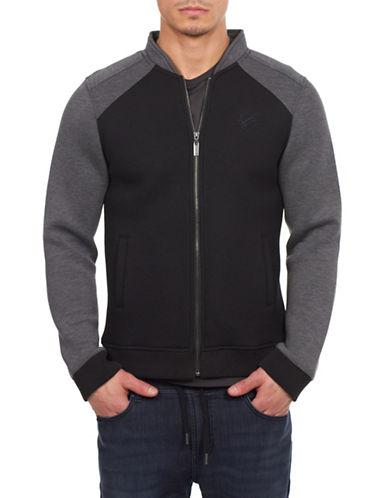 William Rast Scuba Jacket-BLACK-X-Large 88015164_BLACK_X-Large