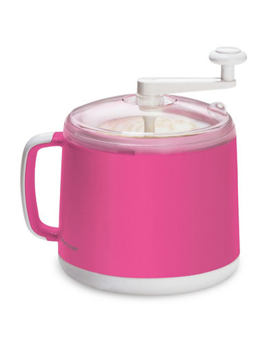 Cuisipro Ice Cream Maker-PINK-One Size