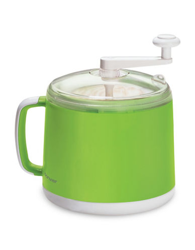 Cuisipro Ice Cream Maker-GREEN-One Size