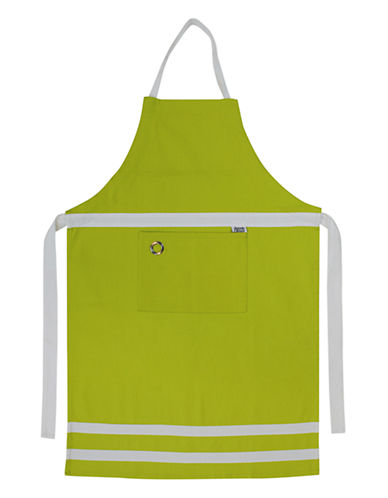 Jamie Oliver Apron-GREEN-One Size