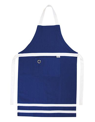 Jamie Oliver Apron-BLUE-One Size
