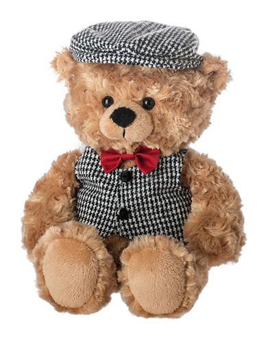 Ganz Reggie Bear Plush Toy-MULTI-One Size