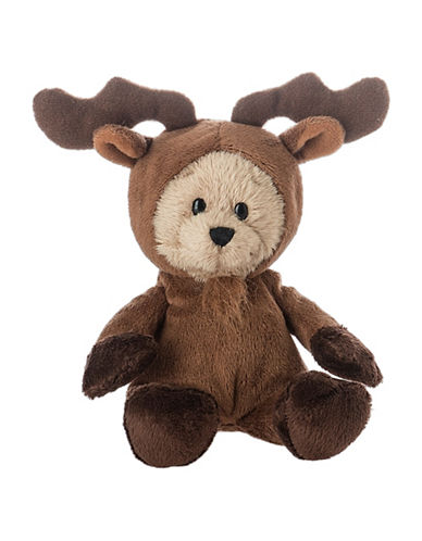 Ganz Moose Wee Bear Plush Toy-MULTI-One Size