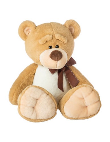 Ganz Cohen Bear 20-Inch Plush Toy-TAN-One Size