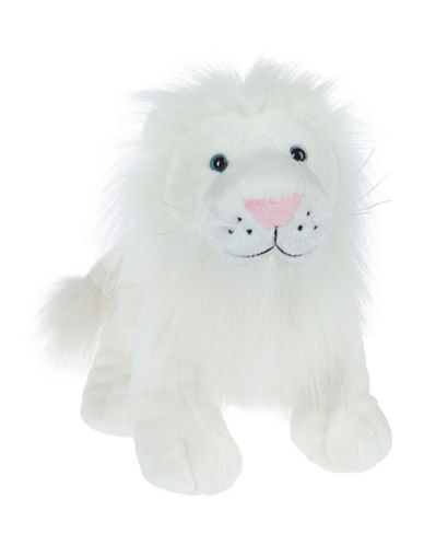 Webkinz Plush White Lion-MULTI-One Size