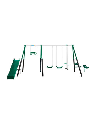 Safety 1st Forest Hill Swing Set-GREEN-One Size