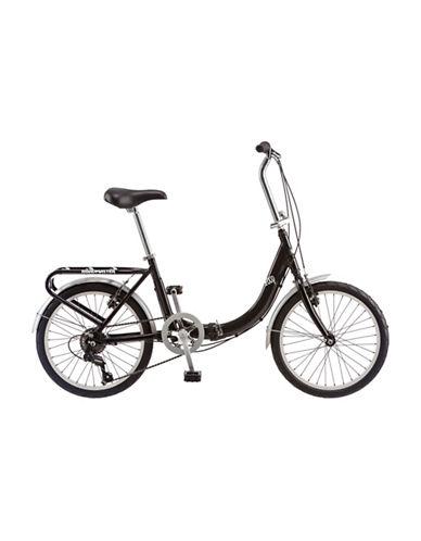 Roadmaster Roadmaster 20in Loop Folding Bike-BLACK-One Size
