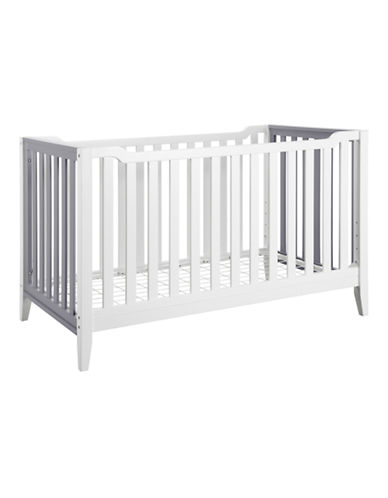 Safety 1st Aaden Three-in-One Convertible Crib-WHITE-One Size