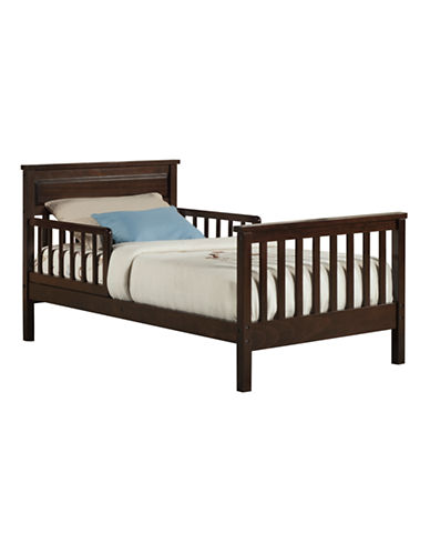 Safety 1st Haven Toddler Bed in Espresso-ESPRESSO-One Size