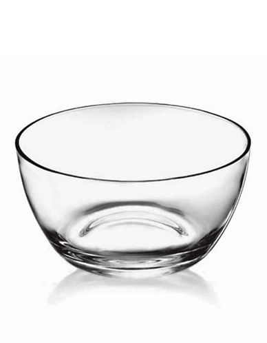 Luigi Bormioli Michelangelo Masterpiece Serving Bowl-CLEAR-One Size