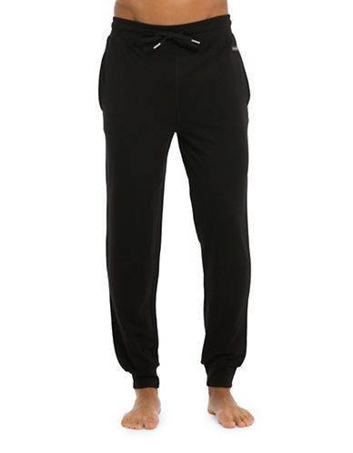 Joe Boxer Jogger Pants-BLACK-Medium 88709675_BLACK_Medium