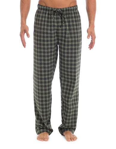 1670 Plaid Flannel Lounge Pants-MULTI-COLOURED-X-Large
