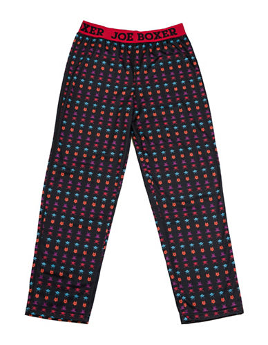 Joe Boxer Lucky Invaders Pants-MULTI-XL