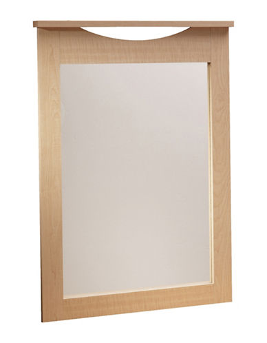 South Shore Step One Mirror-NATURAL MAPLE-One Size