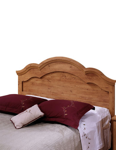 South Shore Prairie Full and Queen Headboard-COUNTRY PINE-Double/Queen