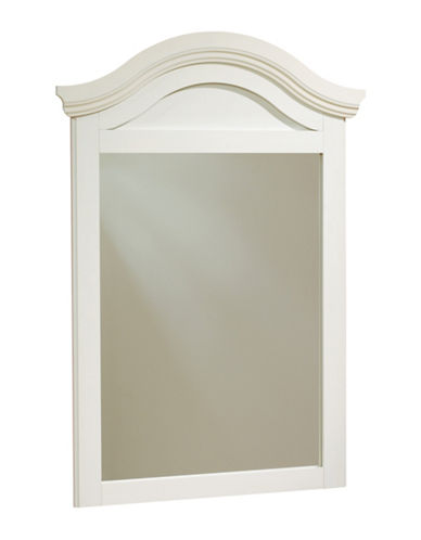 South Shore Summer Breeze Mirror-WHITE WASH-One Size